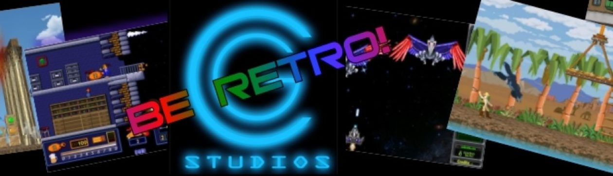 Coptron Game Studios – Be Retro!